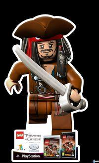 Lego Piratas del Caribe