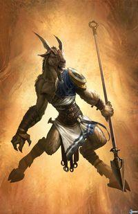 Nuevas ilustraciones de God of War: Ascension