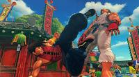 Pantalla Super Street Fighter IV: Arcade Edition