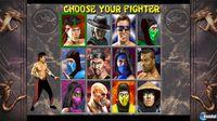 Pantalla Mortal Kombat Arcade Kollection XBLA