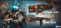 Pantalla Ghost Recon Online