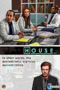 House, M. D. Globetrotting DSiWare