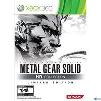 Imagen Metal Gear Solid HD Collection
