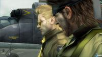 Pantalla Metal Gear Solid HD Collection
