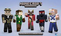 Gears of War, Super Meat Boy, y m�s, en Minecraft