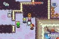 Imagen The Legend of Zelda: Four Swords Anniversary Edition DSiW