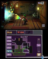 Luigi's Mansion: Dark Moon se deja ver en nuevas imgenes