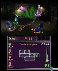 Pantalla Luigi's Mansion 2