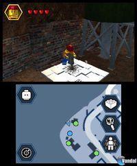 Nuevo tráiler e imágenes de Lego City Undercover: The Chase Begins