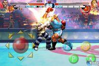 Pantalla Street Fighter IV Volt