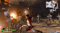 Nuevas im�genes de Dynasty Warriors para PS Vita
