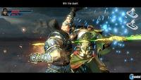 Pantalla Dynasty Warriors Next