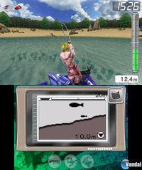 Pantalla Angler's Club: Ultimate Bass Fishing 3D