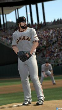 Pantalla Major League Baseball 2K11