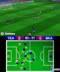 Pantalla Football Up 3D eShop