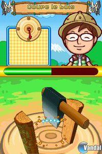 Pantalla Cooking Mama World: Aventuras en el campo