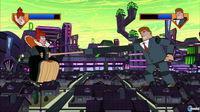 Pantalla Phineas y Ferb: A Trav�s de la Segunda Dimensi�n