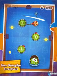 Imagen Cut the Rope: Experiments