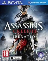 Se muestra la portada final de Assassin's Creed III: Liberation