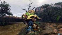 A la caza del Duramboros en las nuevas imgenes de Monster Hunter 3 Ultimate