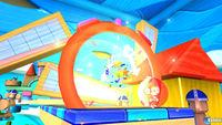 Pantalla Super Monkey Ball Banana Splitz