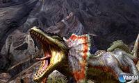 Pantalla Monster Hunter 4