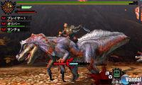 Monster Hunter 4 sigue mostrndose en nuevas imgenes
