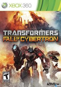 Transformers: Fall of Cybertron muestra su car�tula