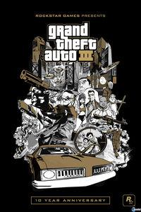 Grand Theft Auto III: 10 Year Anniversary Edition