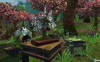 Pantalla World of Warcraft: Mists of Pandaria