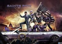 Imagen Saints Row IV