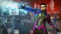 Pantalla Saints Row IV