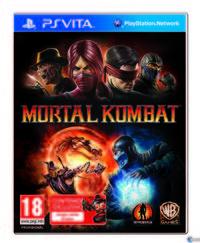 Pantalla Mortal Kombat