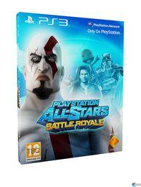 PS All-Stars Battle Royale anuncia su concurso de portadas