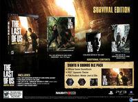 Reveladas las ediciones coleccionista de The Last of Us en Norteamrica