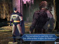 Pantalla Batman: Arkham City Lockdown