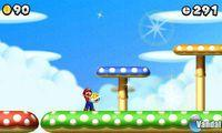 Pantalla New Super Mario Bros. 2