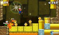 Nuevas imgenes de New Super Mario Bros. 2