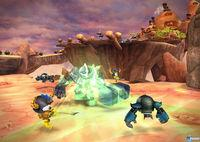 Skylanders Giants nos ofrece nuevas imgenes