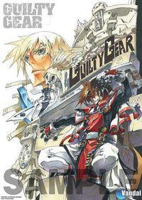 Imagen Guilty Gear XX Accent Core Plus XBLA