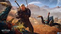 Así son las mejoras de The Witcher 3 en Xbox One X