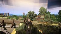 The Witcher 3 in the minimalist style thanks to a mod