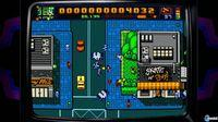Pantalla Retro City Rampage WiiW