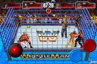 Pantalla WWE WrestleFest
