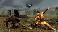 Pantalla Deadliest Warrior: Ancient Combat