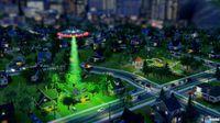 Pantalla SimCity
