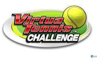 Pantalla Virtua Tennis Challenge