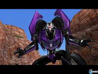 Pantalla Transformers Prime