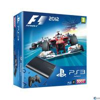F1 2012 llegar� con la PS3 Super Slim en un pack