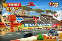 Pantalla Joe Danger Touch